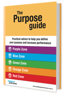 The Bulletproof Performance Purpose Guide
