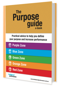 Bulletproof Performance Purpose Guide